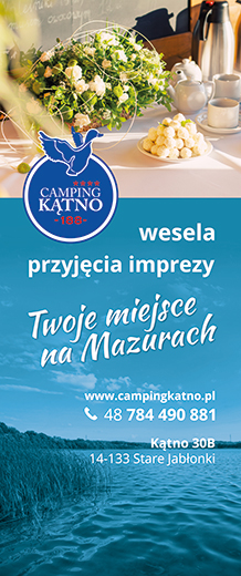 rollup Camping Kątno