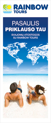 rollup Rainbow Tours